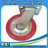 Patent Steel Damping Caster with Spring