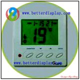 Tn Green Mode LCD Display Panel for Humidity Meter