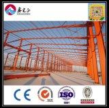 Ce & BV Approved Prefabricated Steel Frame Workshop (ZY166)
