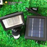 Solar Security Light/Solar Garden Lights 60LEDs Solar Flood Lights