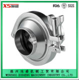 Dn100 Stainless Steel Ss304 Ss316L Sanitary Weld Check Valve