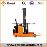 Zowell Xr 20 Electric Reach Stacker with 2 Ton Load, 1.6m-4m Lifting Height New