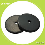 Tka301RFID Tokens Proximity RFID Round Tag S50 Tour Guard System
