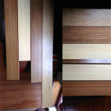 Natural Color Horizontal UV Coating Solid Bamboo Flooring