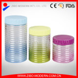 Candy Jar Glass Products Kitchen Canister Set Candy Jar Set