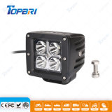Shockproof 3inch Truck Boat Marine Mini 12W LED Driving Light
