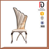 PU Leather Stainless Steel Luxury Chair