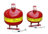 Dry Powder Fire Extinguishing System Working by Physical and Chemical