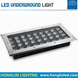 36W Square Ground Lamps IP65 Buried LED Flood Lights