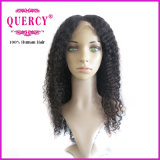 Popular Wavy Colored Hair Remy Virgin Brazilian Front Lace Human Hair Water Wave Lace Wigs