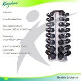 8 Pair Dumbbell Rack/Commercial Fitness Equipment Dumbbell Rack