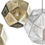 Popular Diamond Stainless Gold Decorative Modern Living Room Light