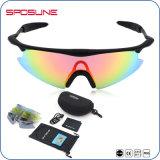 Professional Polarized Cycling Glasses Bicycle Sports Sunglasses UV400 Interchange Lens