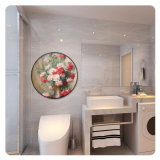 Wall Art Picture Flower Oil Paintings / Wall Picture for Living Room and Bathroom