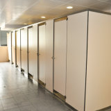 1950mm Height Compact Solid Color Public Toilet Cubicle