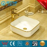 Bathroom furniture Ceramic Washbasin with Tap Bc-7031g