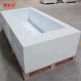 Small Solid Surface Freestanding Bathtubs for Indoor Bathroom