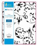"2017-2018 Twin-Wire Bound, 8.5"" X 11"", Analeis Academic Year Weekly & Monthly Planner,"