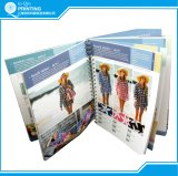 Cheap Good Quality Spiral Binding Book Printing