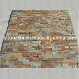 Chinese Natural Culture Stone Mosaic Slate for Wall Cladding
