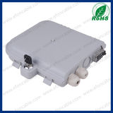 Perfect Waterproof Fiber Optic Terminationn Box with 8 Core