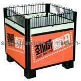 Promotion Table, Metal Table, Ketchen Rack, Exhibition Stand