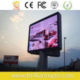 P6 Digital Media Advertising Outdoor LED Billboard