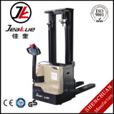 Hot Sell 2.0ton Walking Full Electric Stacker Straddle Stacker