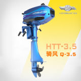 Haswing Outboard Motor Engine 2 Stroke 3.5HP for Boat Htt3.5