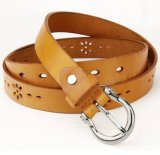 Factory Wholesale Price Leather Belts for Woman Pants Trousers Skirts