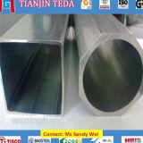 Rectangular / Square Steel Tube AISI304 / 316L / 201