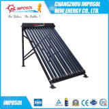 Split Heat Pipe Solar Collector System with Solar Keymark Certification