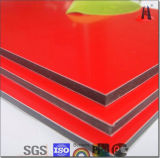 4mm PVDF Outdoor Aluminium Composite Material