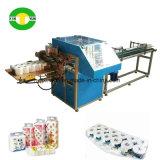 Semi-Automatic Toilet Paper Multi Roll Wrapper Machine