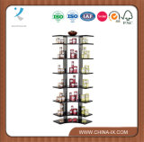 Floor Standing Tower Contour Display Rack