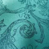 Textile Wholesale 100% Polyester Cationic Jacquard Curtain Fabric