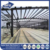 Qingdao Easy Assembly Prefabricated Steel Frame Construction