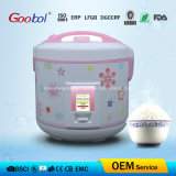 1.8L Deluxe Rice Cooker with Plastic Steamer for Canada and American Market