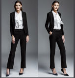 Custom Made Ladies Leisure Black Suit