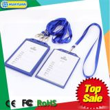 Custom MIFARE Classic 1K NTAG213 RFID NFC lanyard ID card