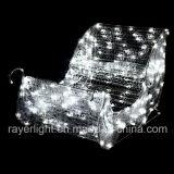 Outdoor Decoration Light LED Christmas Sled Garden Decoration Lights