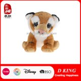 Cute Plush Big-Eyes Tiger Toy for Children