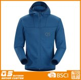 Men′s Flatfleece Windproof and Waterproof Warm Jacket