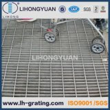 Galvanized Low Carbon Mild Steel Grating for Floor