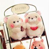 Creative Educational Mouse Toys Marmot Plush Doll