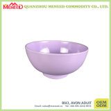 Wholesale Solid Color Food Grade Laciness Melamine Bowls