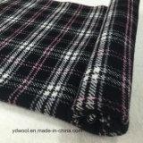 Stock Wool Fabric Check Yarn-Dyed