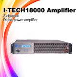 2 Channels 1800W Each I-Tech18000 Class HD DJ Power Amplifier Price From China