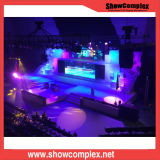 Showcomplex P4.81 SMD1921 Outdoor Full Color LED Wall
