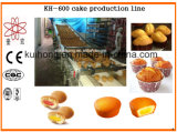Kh Ce Approved Cake Making Machine for Food Factory